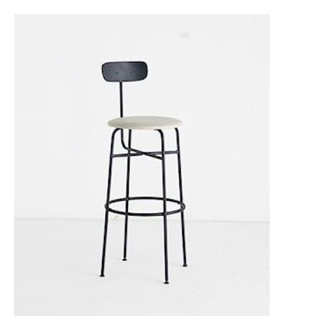 Menu Kitchen Stool PU Seat