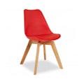 K1190 seat red